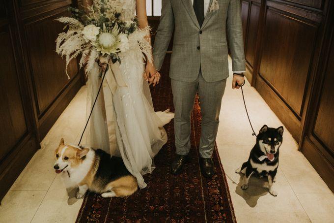 The Wedding Kent & Gloria by Gedong Putih - 039