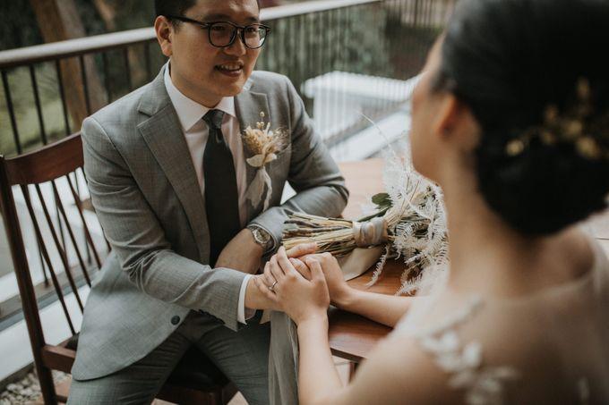 The Wedding Kent & Gloria by Gedong Putih - 035