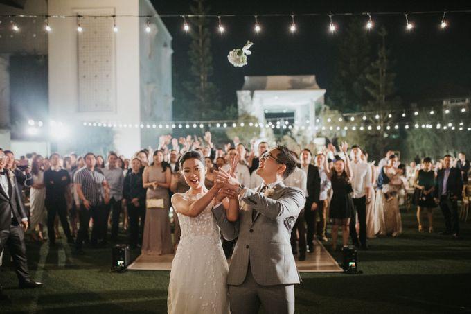 The Wedding Kent & Gloria by Gedong Putih - 022