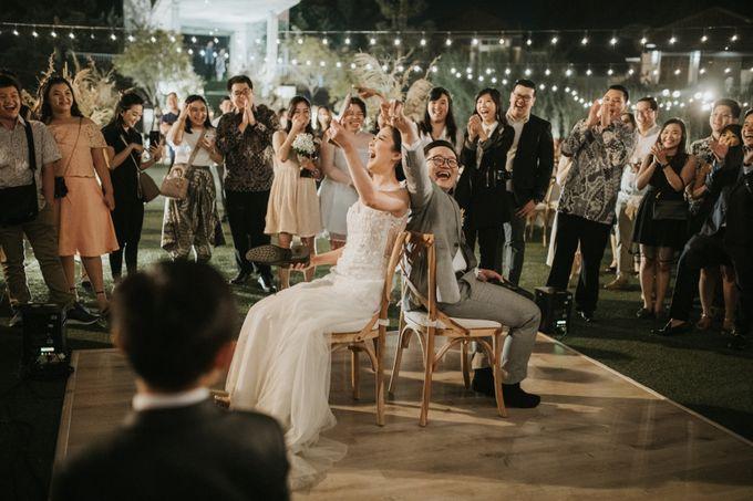 The Wedding Kent & Gloria by Gedong Putih - 044