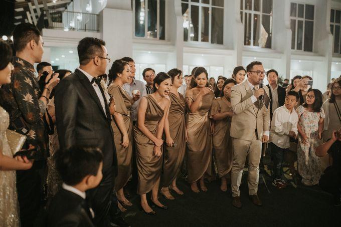 The Wedding Kent & Gloria by Gedong Putih - 045