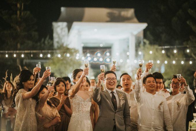 The Wedding Kent & Gloria by Gedong Putih - 037