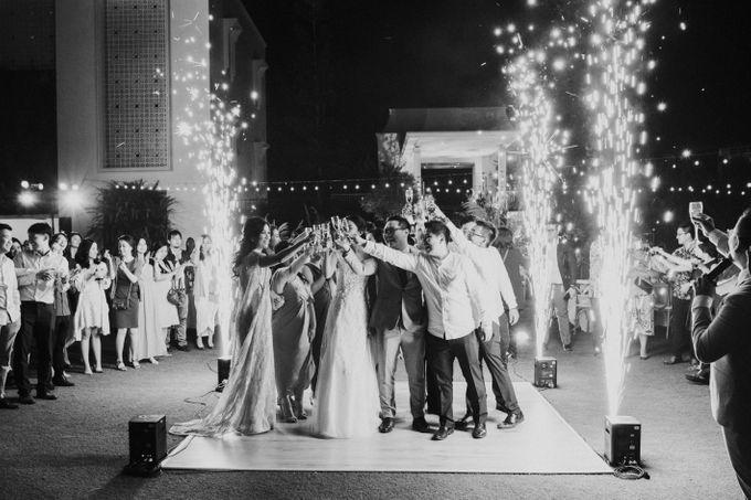 The Wedding Kent & Gloria by Gedong Putih - 011