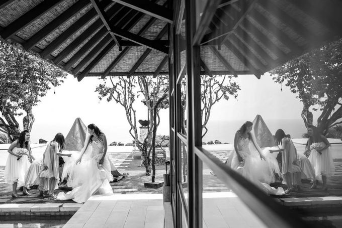Glen & Stefani the Wedding by Pictura Photography - 024