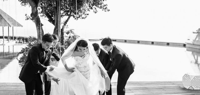 Glen & Stefani the Wedding by Pictura Photography - 064