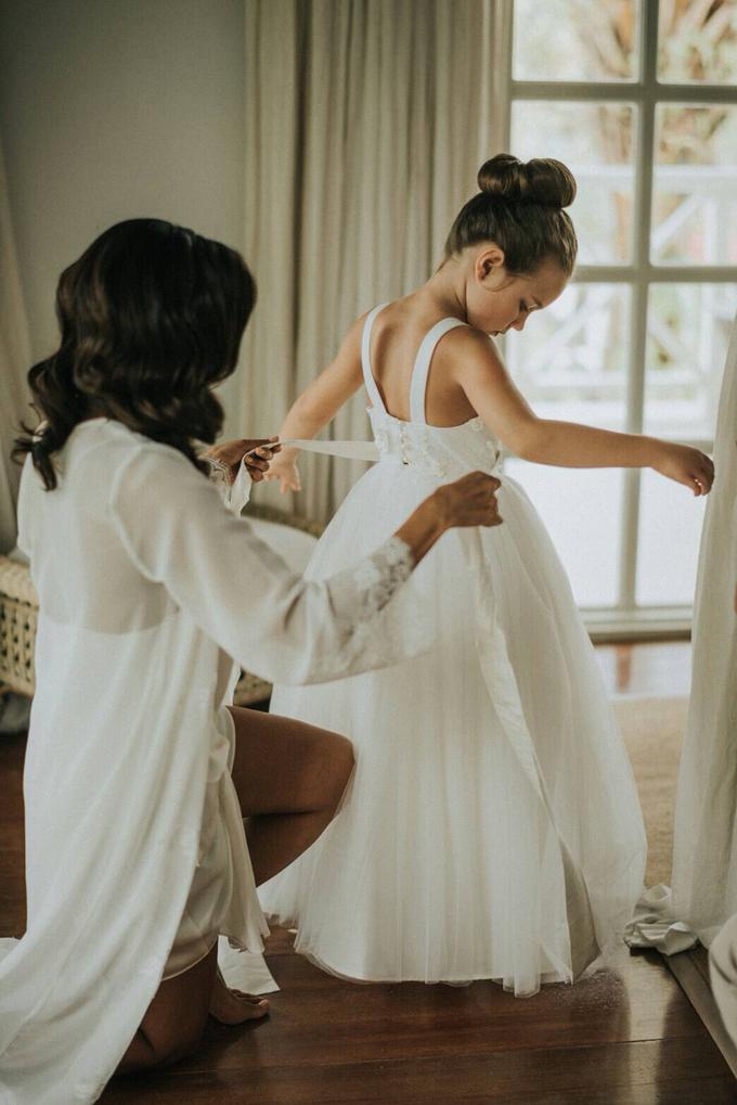 Stephanie and Rodrigo Wedding by Yeanne and Team - 005