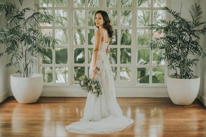 Stephanie and Rodrigo Wedding by Yeanne and Team - 004