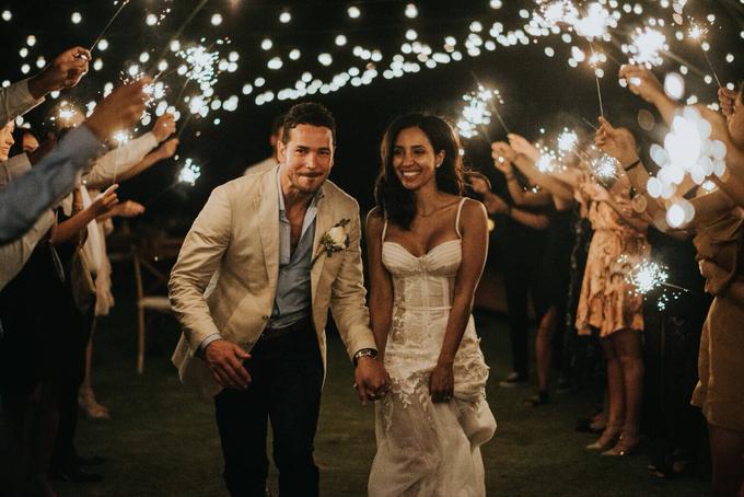 Stephanie and Rodrigo Wedding by Yeanne and Team - 002