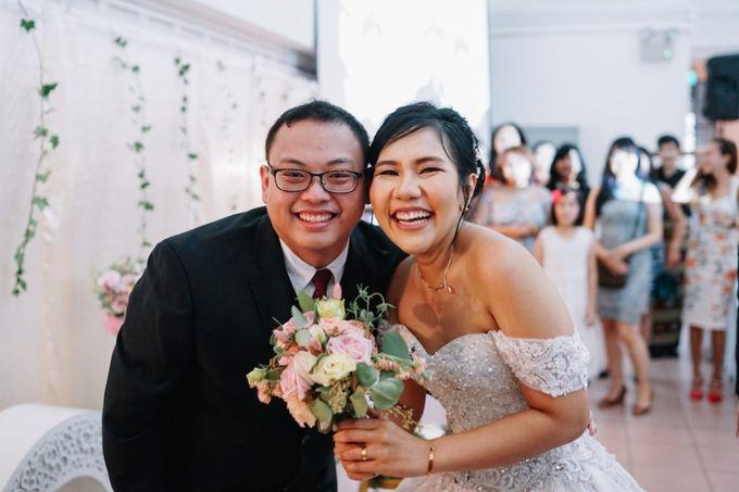 Indonesian Isabella Wedding day by Stephy Ng Makeup and Hair - 005