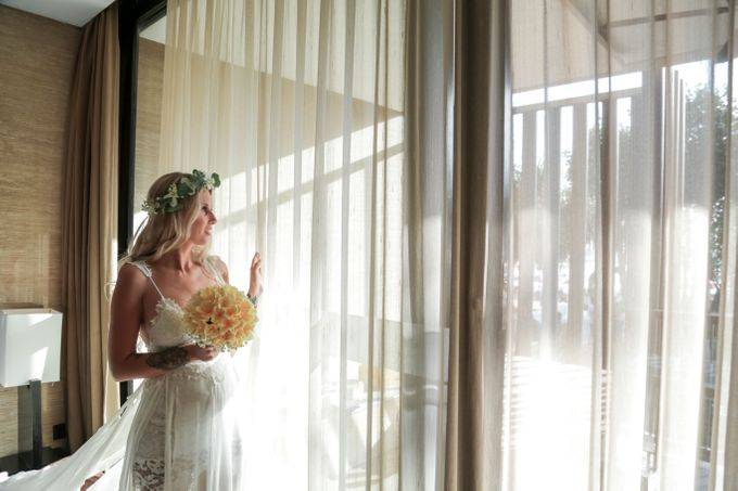 Wedding Melissa & Gatot - 18 August 2018 by Anantara Seminyak Bali Resort - 007