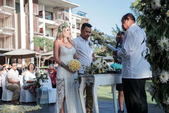 Wedding Melissa & Gatot - 18 August 2018 by Anantara Seminyak Bali Resort - 008