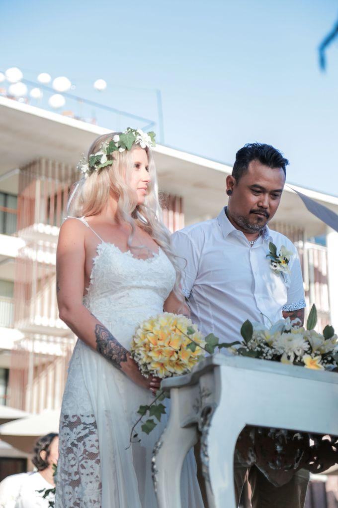 Wedding Melissa & Gatot - 18 August 2018 by Anantara Seminyak Bali Resort - 009