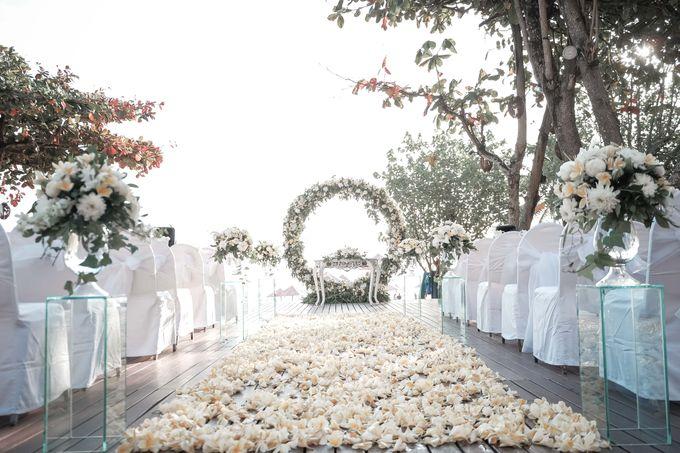 Wedding Melissa & Gatot - 18 August 2018 by Anantara Seminyak Bali Resort - 002