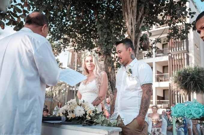 Wedding Melissa & Gatot - 18 August 2018 by Anantara Seminyak Bali Resort - 003