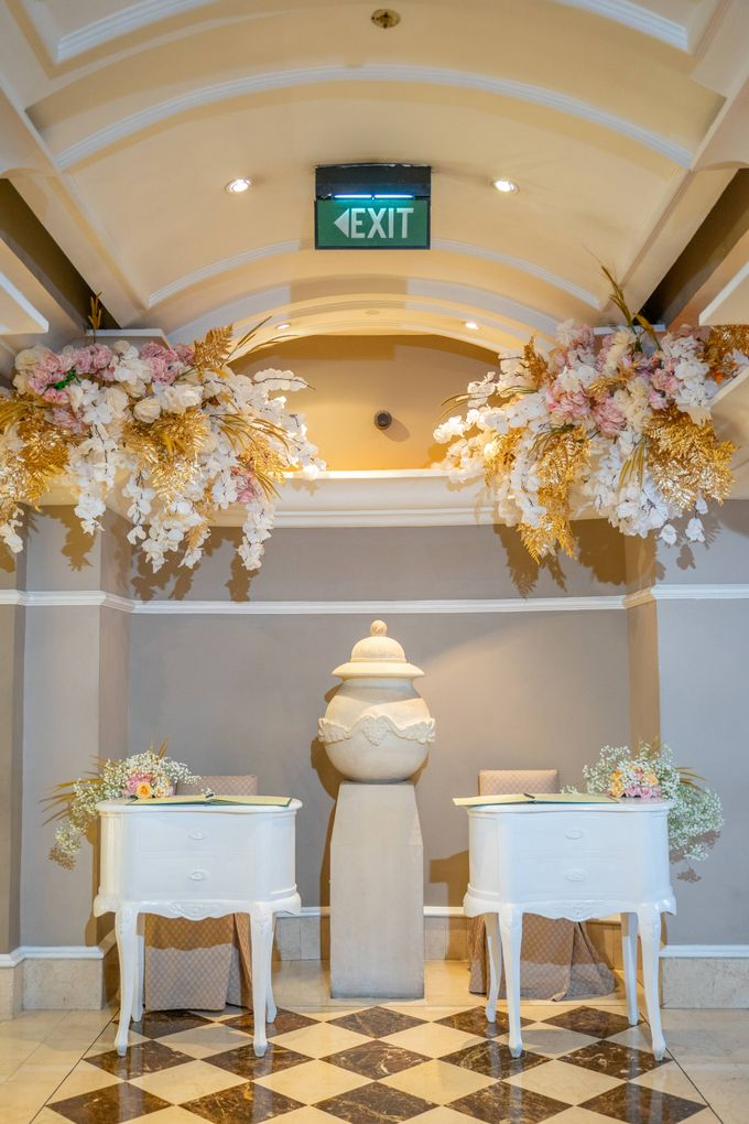 Summer in Paris Wedding Open House by Artist Booking - Full Color Entertainment  - 002