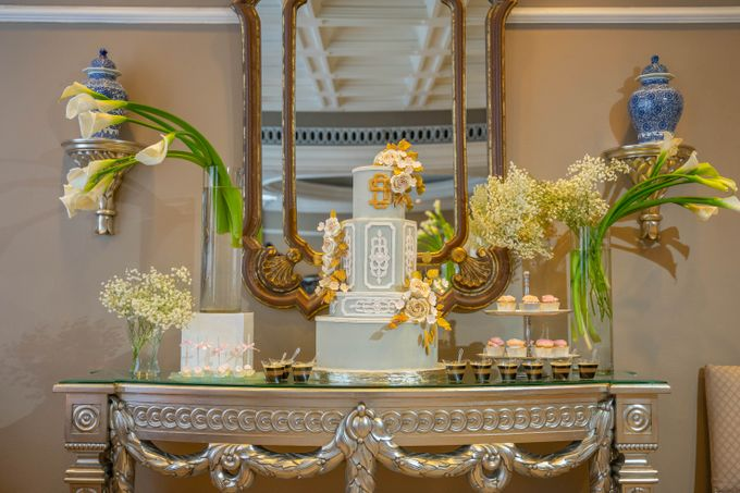 Summer in Paris Wedding Open House by Artist Booking - Full Color Entertainment  - 004