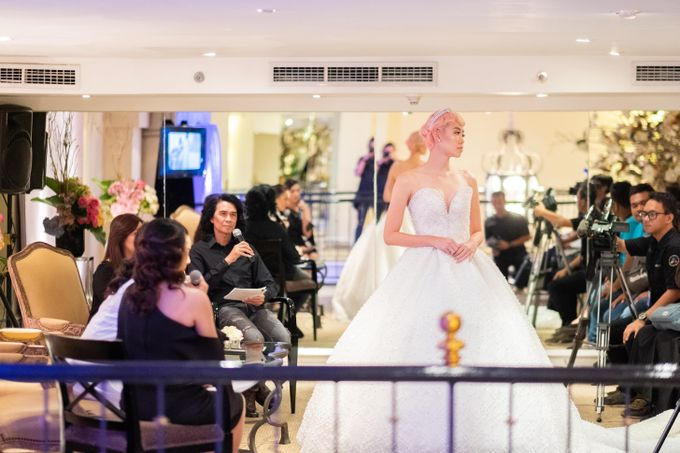 Summer in Paris Wedding Open House by Artist Booking - Full Color Entertainment  - 014