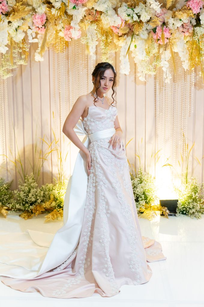 Summer in Paris Wedding Open House by Artist Booking - Full Color Entertainment  - 011