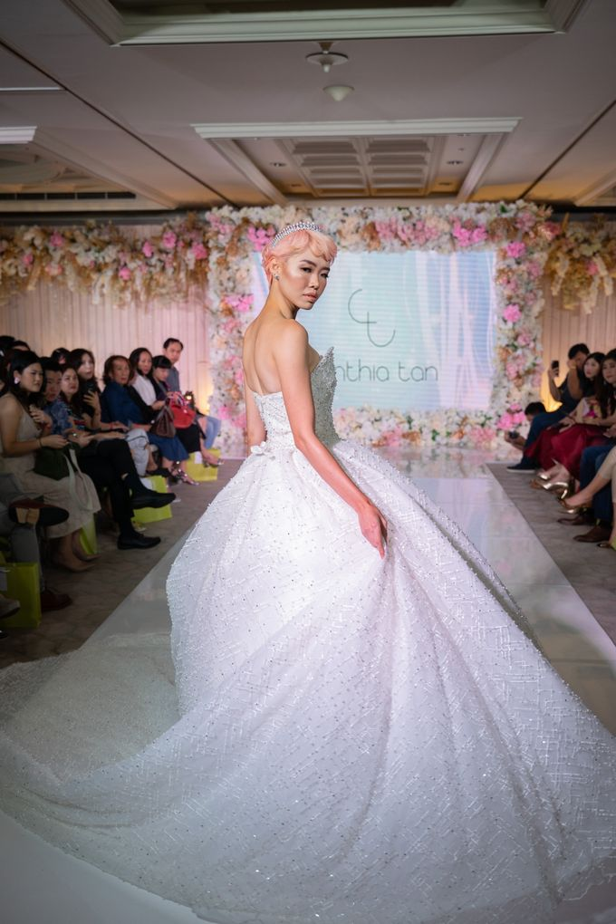 Summer in Paris Wedding Open House by Artist Booking - Full Color Entertainment  - 015