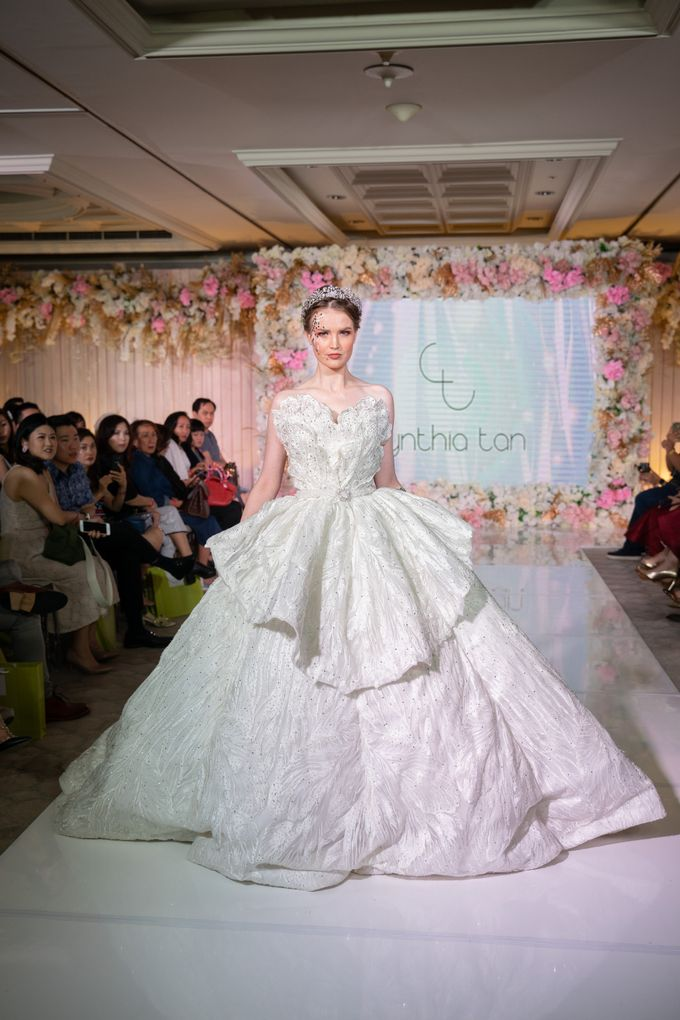 Summer in Paris Wedding Open House by Artist Booking - Full Color Entertainment  - 016