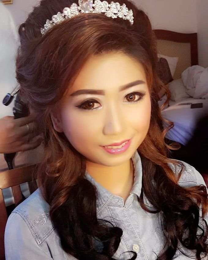 Wedding MakeUp N SulamAlis by Weiching Bridal Make Up - 020