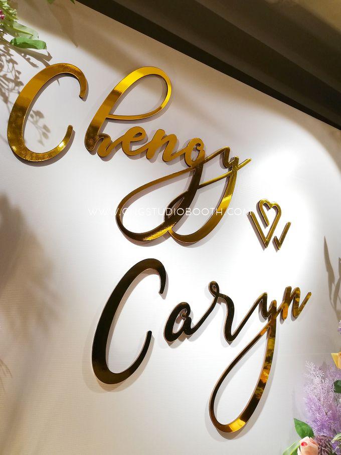 Chengy & Caryn by Glitz&Glam Studiobooth - 010