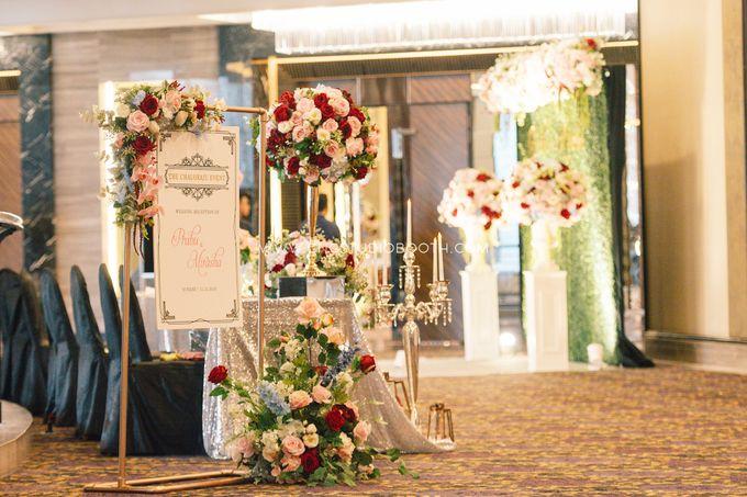 Wedding at The Majestic Hotel Kuala Lumpur - Prabu & Mirasha by Glitz&Glam Studiobooth - 014