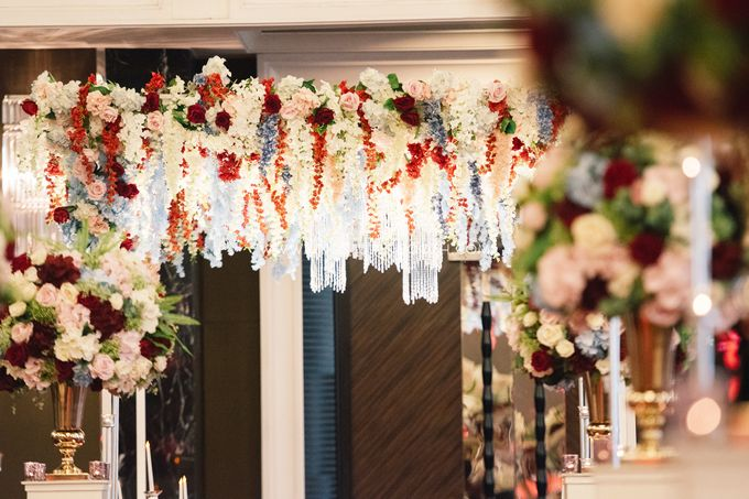 Wedding at The Majestic Hotel Kuala Lumpur - Prabu & Mirasha by Glitz&Glam Studiobooth - 018