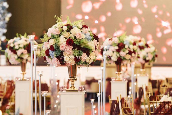 Wedding at The Majestic Hotel Kuala Lumpur - Prabu & Mirasha by Glitz&Glam Studiobooth - 020