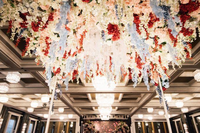 Wedding at The Majestic Hotel Kuala Lumpur - Prabu & Mirasha by Glitz&Glam Studiobooth - 022
