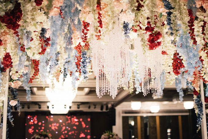 Wedding at The Majestic Hotel Kuala Lumpur - Prabu & Mirasha by Glitz&Glam Studiobooth - 024