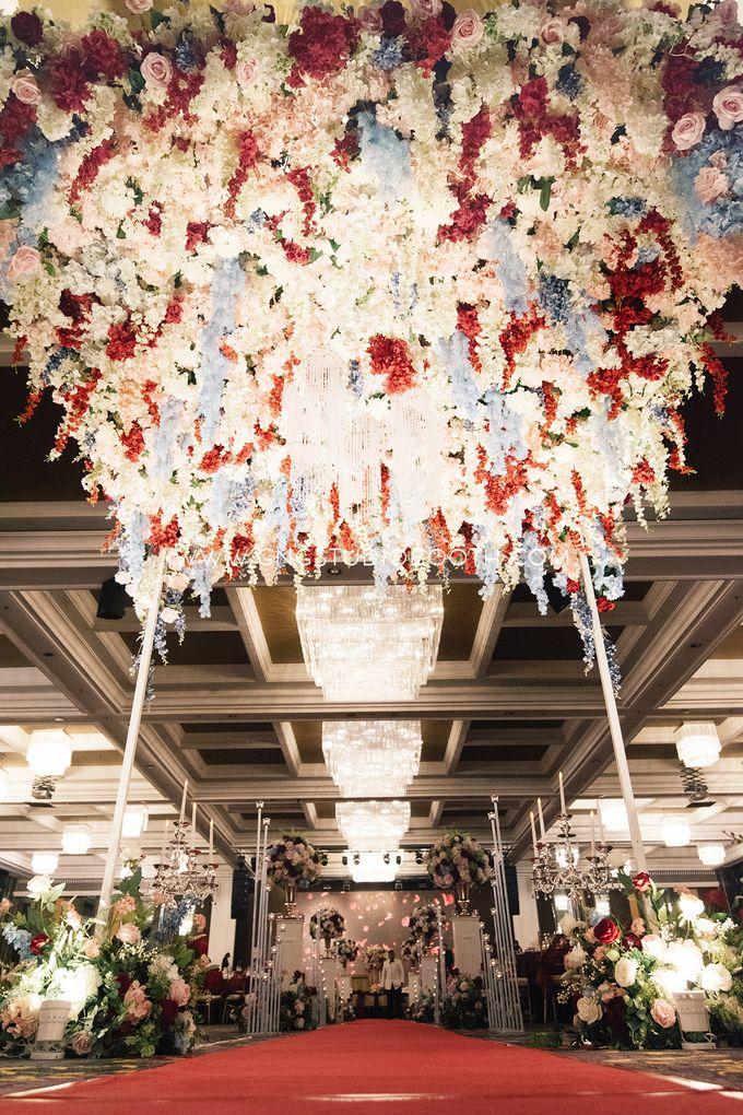 Wedding at The Majestic Hotel Kuala Lumpur - Prabu & Mirasha by Glitz&Glam Studiobooth - 025