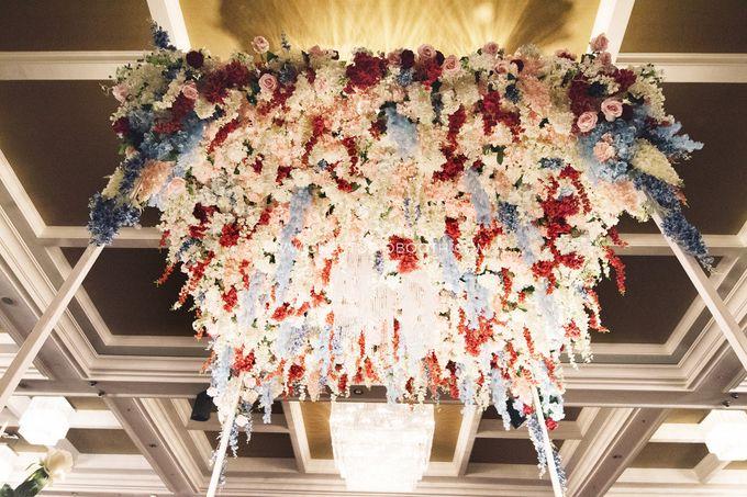 Wedding at The Majestic Hotel Kuala Lumpur - Prabu & Mirasha by Glitz&Glam Studiobooth - 026