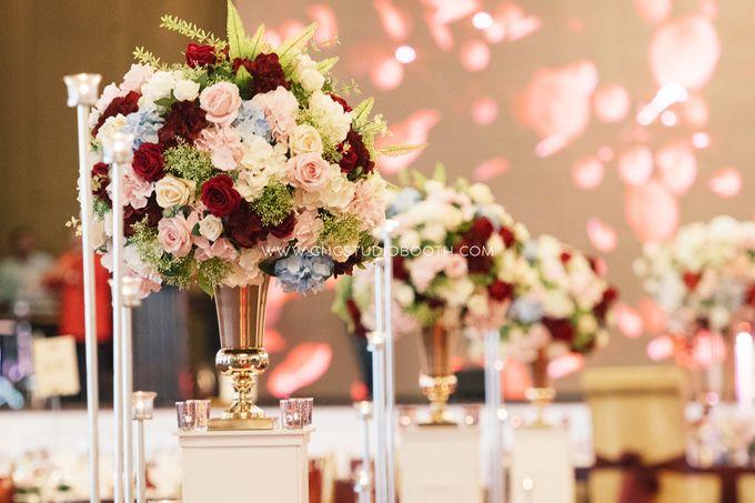 Wedding at The Majestic Hotel Kuala Lumpur - Prabu & Mirasha by Glitz&Glam Studiobooth - 003