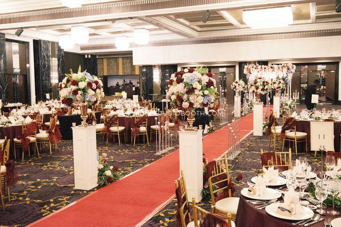 Wedding at The Majestic Hotel Kuala Lumpur - Prabu & Mirasha by Glitz&Glam Studiobooth - 033
