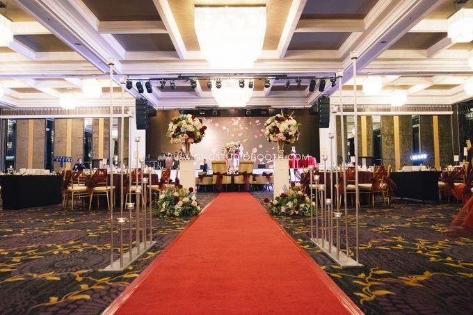 Wedding at The Majestic Hotel Kuala Lumpur - Prabu & Mirasha by Glitz&Glam Studiobooth - 034