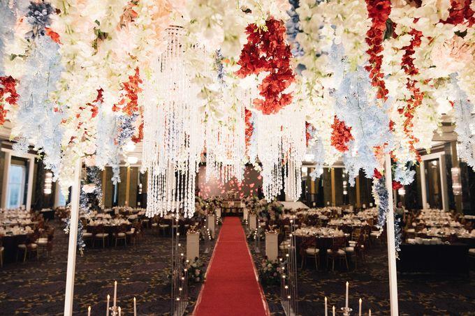 Wedding at The Majestic Hotel Kuala Lumpur - Prabu & Mirasha by Glitz&Glam Studiobooth - 009
