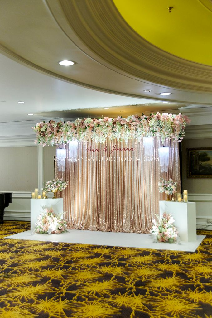 Wedding at The Ritz-Carlton Kuala Lumpur - Sam & Joanna by Glitz&Glam Studiobooth - 014