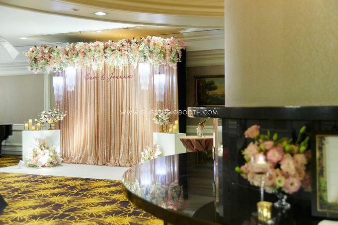 Wedding at The Ritz-Carlton Kuala Lumpur - Sam & Joanna by Glitz&Glam Studiobooth - 016