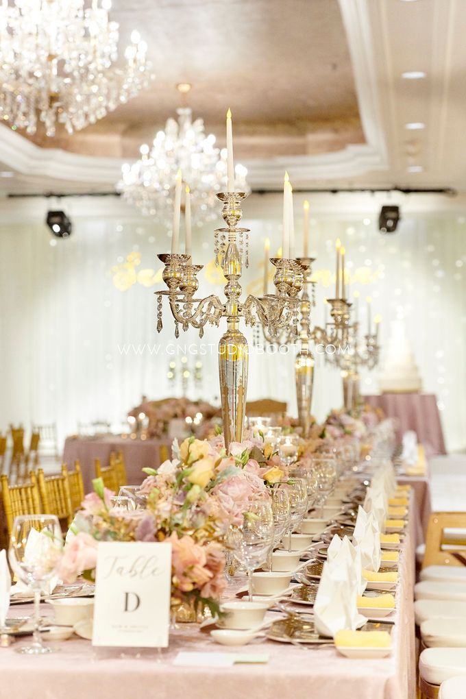 Wedding at The Ritz-Carlton Kuala Lumpur - Sam & Joanna by Glitz&Glam Studiobooth - 018