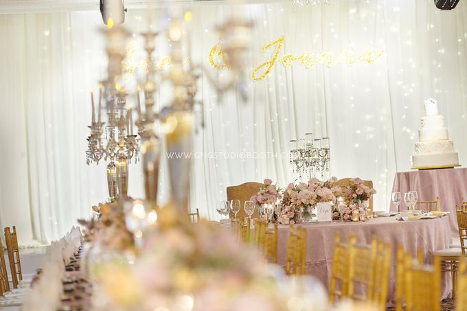 Wedding at The Ritz-Carlton Kuala Lumpur - Sam & Joanna by Glitz&Glam Studiobooth - 004