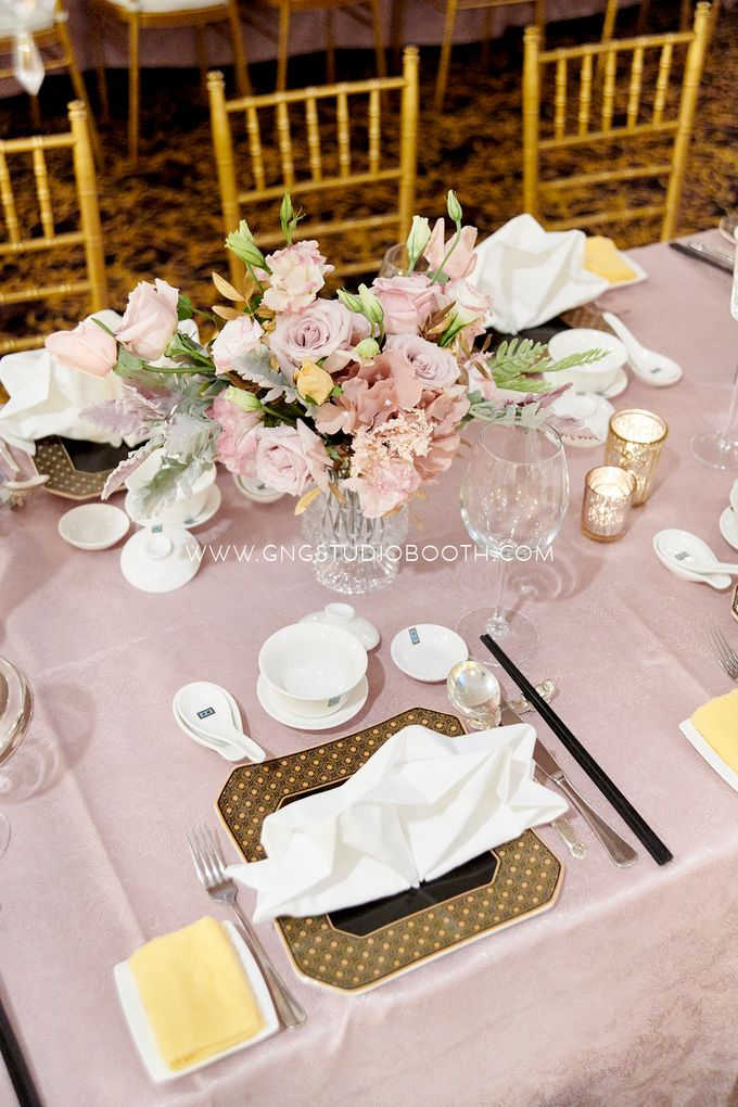 Wedding at The Ritz-Carlton Kuala Lumpur - Sam & Joanna by Glitz&Glam Studiobooth - 008