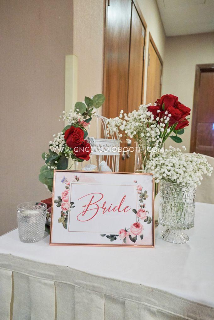 Bright Red & Crispy White Reception - Daniel & Cordelia by Glitz&Glam Studiobooth - 018