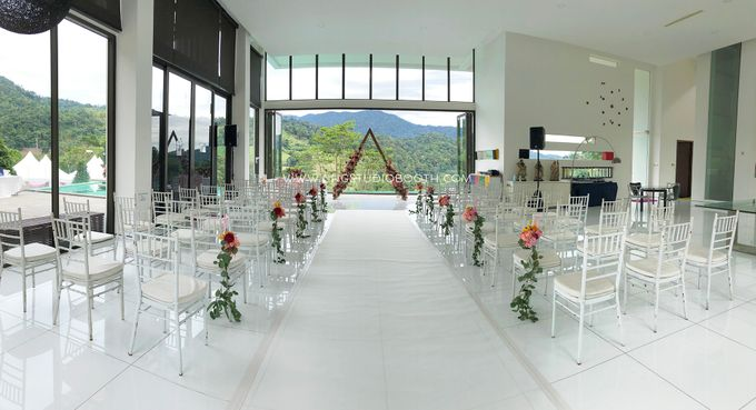 Wedding at Genting Sempah Summer Residence - Phw & Fion by Glitz&Glam Studiobooth - 007