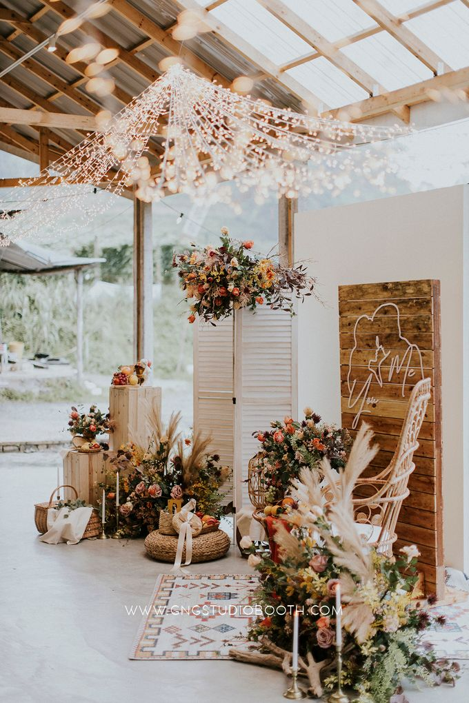Wedding at Genting Sempah T-Farm - Wedding Style Shoot by Glitz&Glam Studiobooth - 010