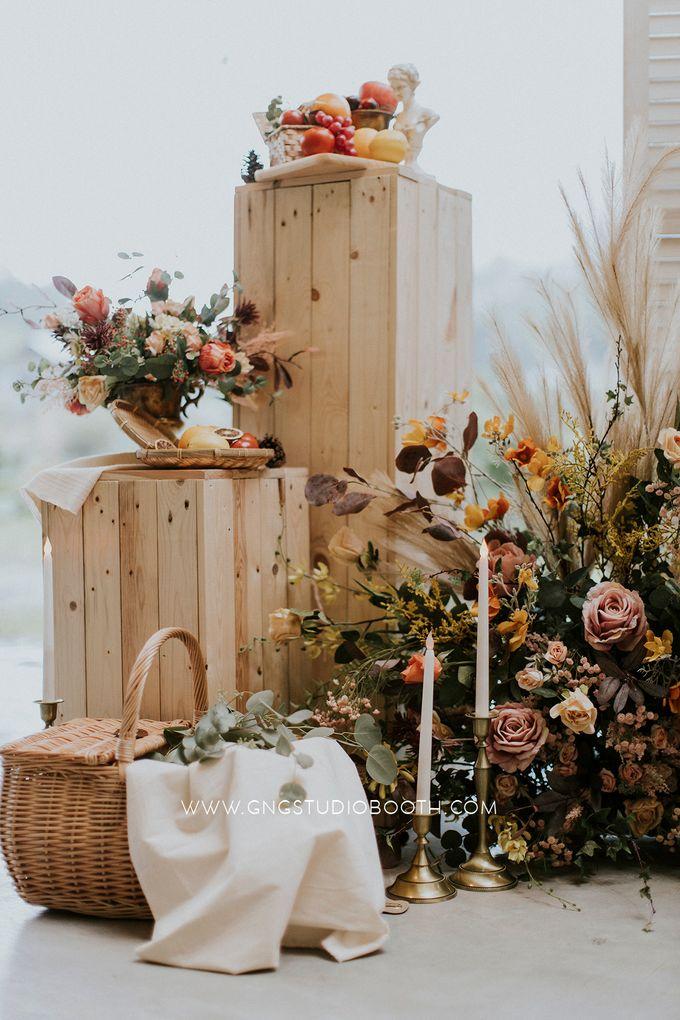 Wedding at Genting Sempah T-Farm - Wedding Style Shoot by Glitz&Glam Studiobooth - 011