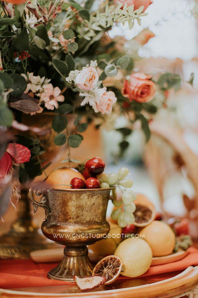 Wedding at Genting Sempah T-Farm - Wedding Style Shoot by Glitz&Glam Studiobooth - 012