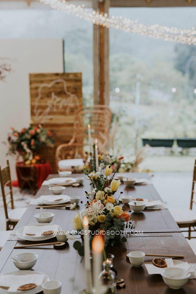 Wedding at Genting Sempah T-Farm - Wedding Style Shoot by Glitz&Glam Studiobooth - 016