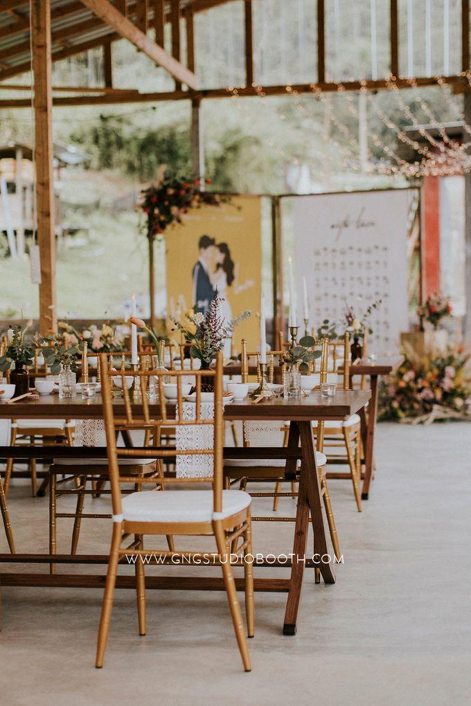 Wedding at Genting Sempah T-Farm - Wedding Style Shoot by Glitz&Glam Studiobooth - 017