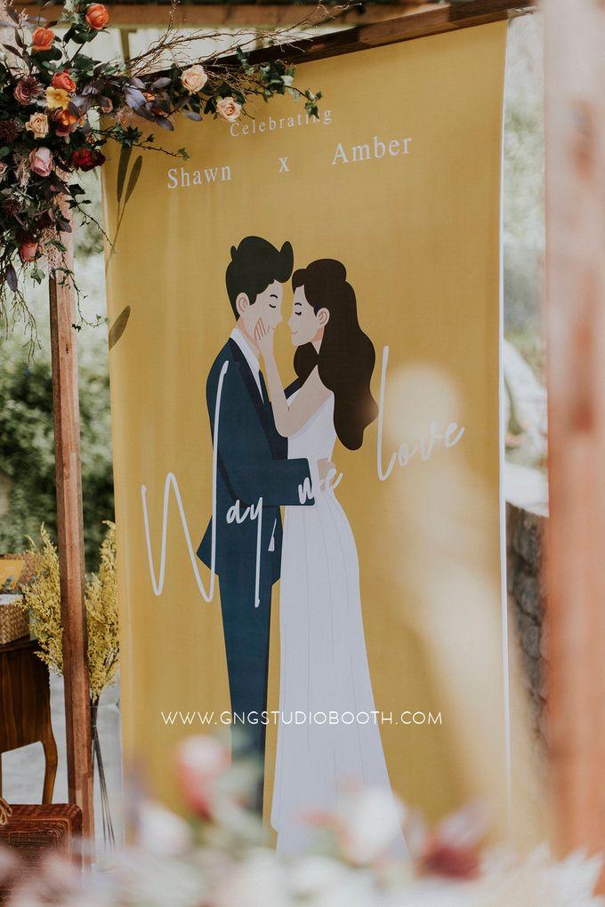 Wedding at Genting Sempah T-Farm - Wedding Style Shoot by Glitz&Glam Studiobooth - 022